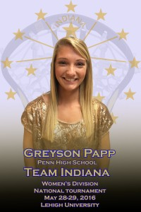 Girls LAX greyson papp