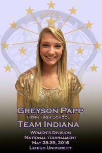 Girls LAX greyson papp
